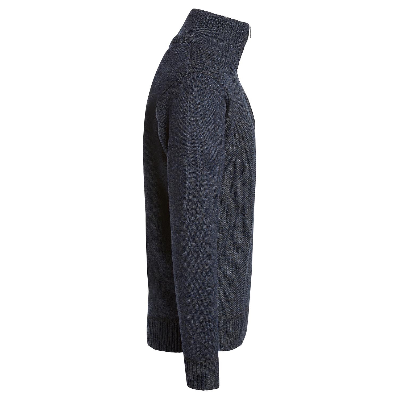 Alta-Men-039-s-Casual-Fleece-Lined-Half-Zip-Sweater-Jacket thumbnail 19