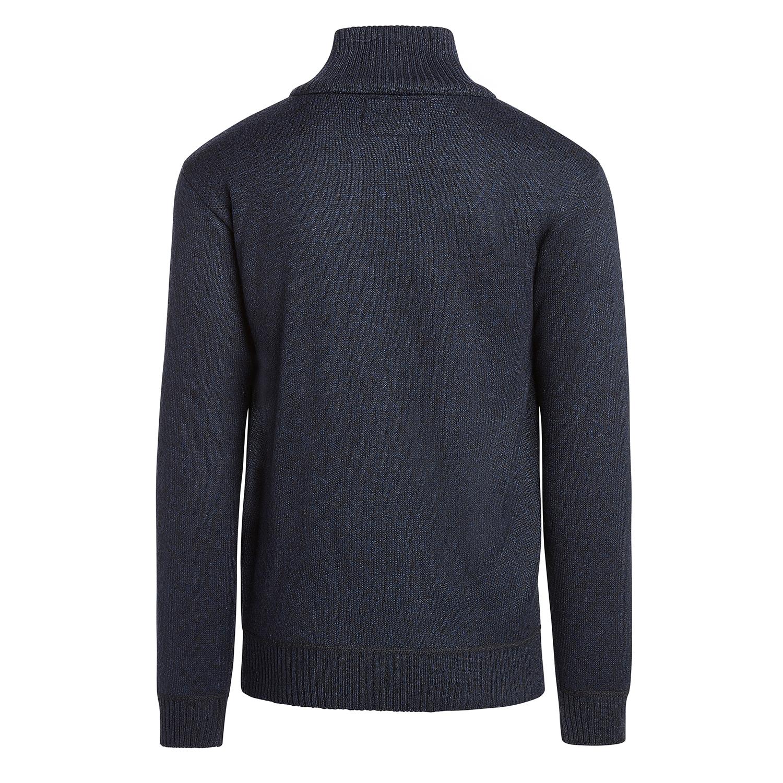 Alta-Men-039-s-Casual-Fleece-Lined-Half-Zip-Sweater-Jacket thumbnail 20