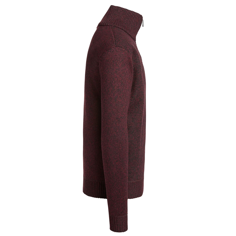 Alta-Men-039-s-Casual-Fleece-Lined-Half-Zip-Sweater-Jacket thumbnail 22