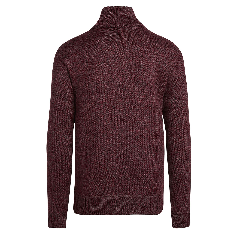 Alta-Men-039-s-Casual-Fleece-Lined-Half-Zip-Sweater-Jacket thumbnail 23