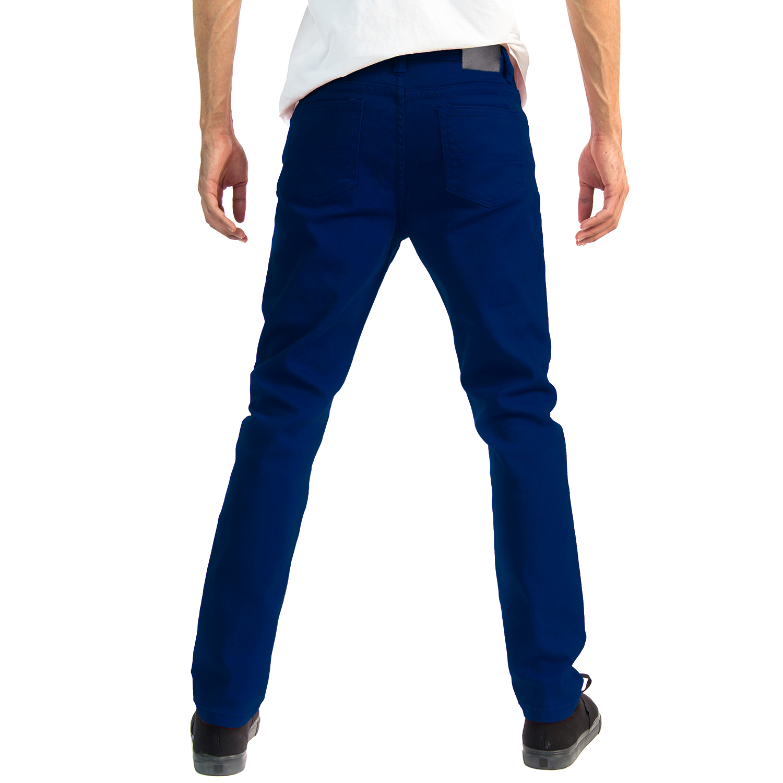 Alta-Designer-Fashion-Mens-Slim-Fit-Skinny-Denim-Jeans-Multiple-Colors-amp-Sizes thumbnail 9