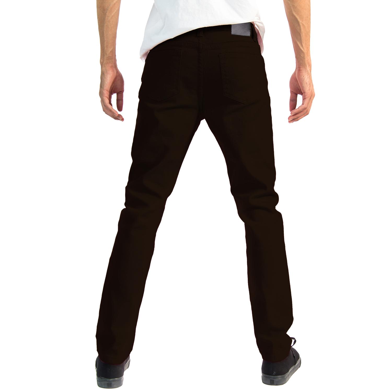 Alta-Designer-Fashion-Mens-Slim-Fit-Skinny-Denim-Jeans-Multiple-Colors-amp-Sizes thumbnail 12
