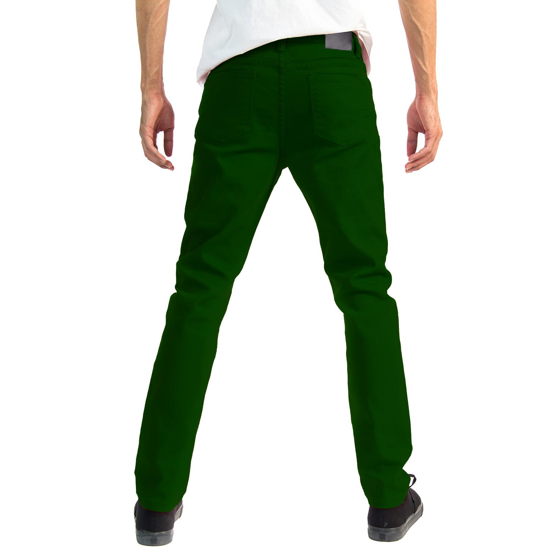 Alta-Designer-Fashion-Mens-Slim-Fit-Skinny-Denim-Jeans-Multiple-Colors-amp-Sizes thumbnail 23