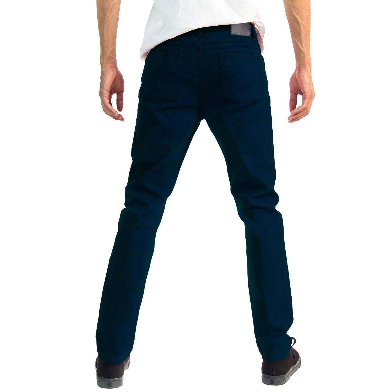 Alta-Designer-Fashion-Mens-Slim-Fit-Skinny-Denim-Jeans-Multiple-Colors-amp-Sizes thumbnail 43