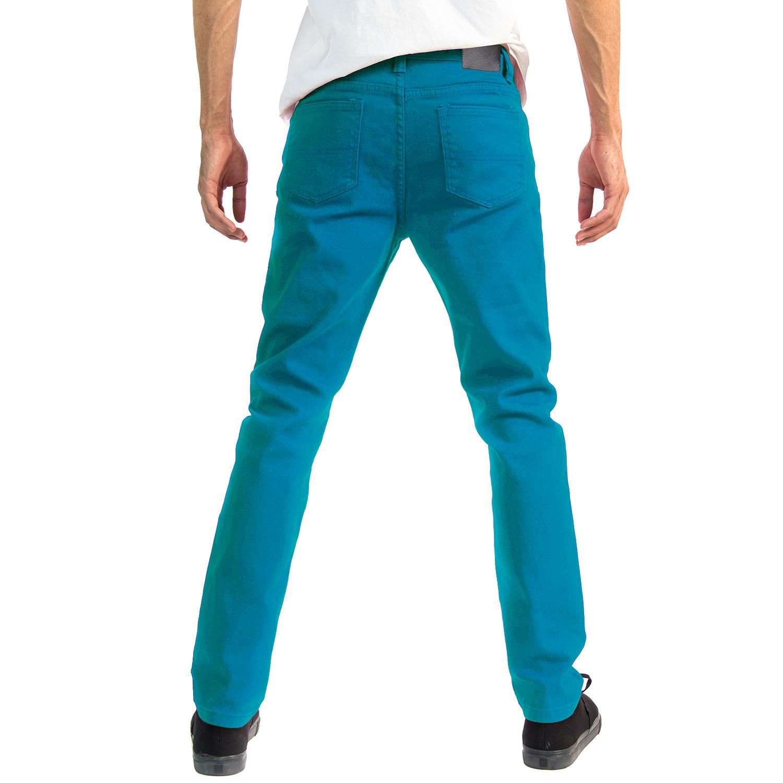 Alta-Designer-Fashion-Mens-Slim-Fit-Skinny-Denim-Jeans-Multiple-Colors-amp-Sizes thumbnail 51
