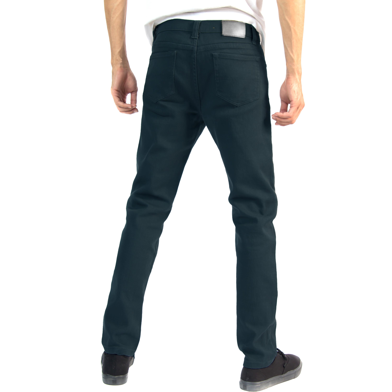 Alta-Designer-Fashion-Mens-Slim-Fit-Skinny-Denim-Jeans-Multiple-Colors-amp-Sizes thumbnail 15