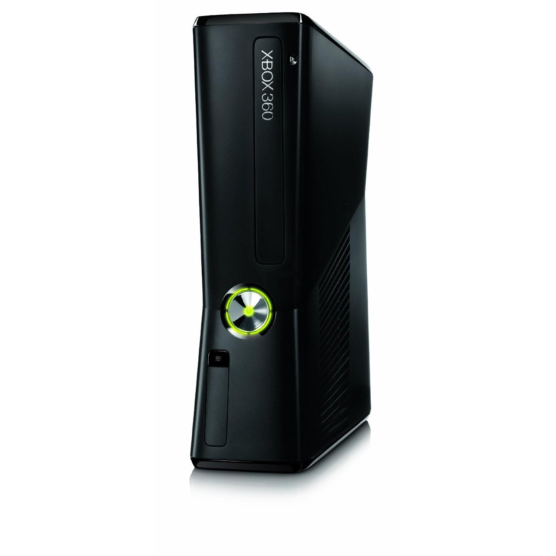 Xbox 360 Slim 4gb Microsoft Xbox ...