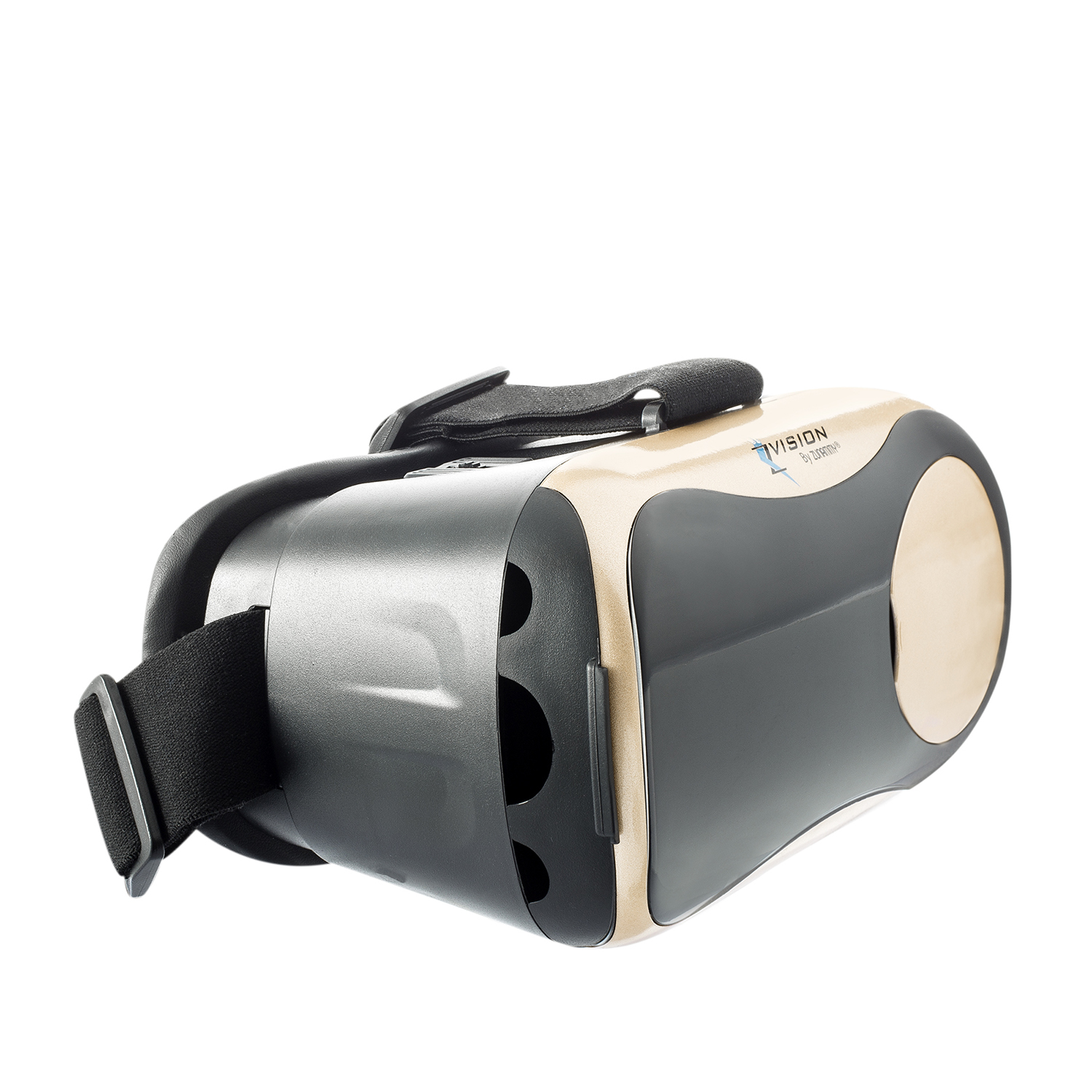 f689ce67410 zvision 360 degree virtual reality headset adjustable goggles for  smartphones ebay