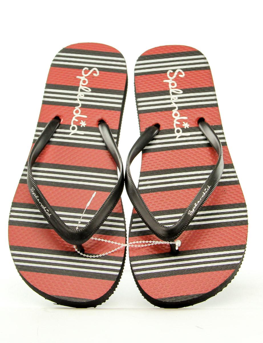 d958954fb303d6 Details about Spendid Women s Sunshine Flip Flops