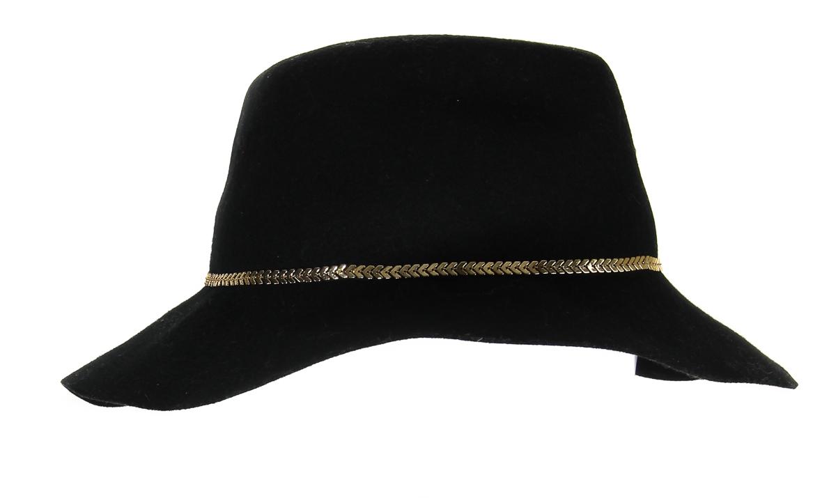 8a8a8e12e Agosto Hat Company para mujer Sombrero De Fieltro Fedora Grande ...