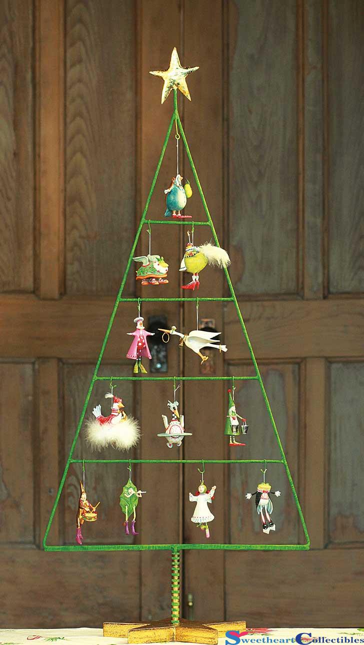 Patience Brewster Krinkles Mini 12 days of Christmas ...