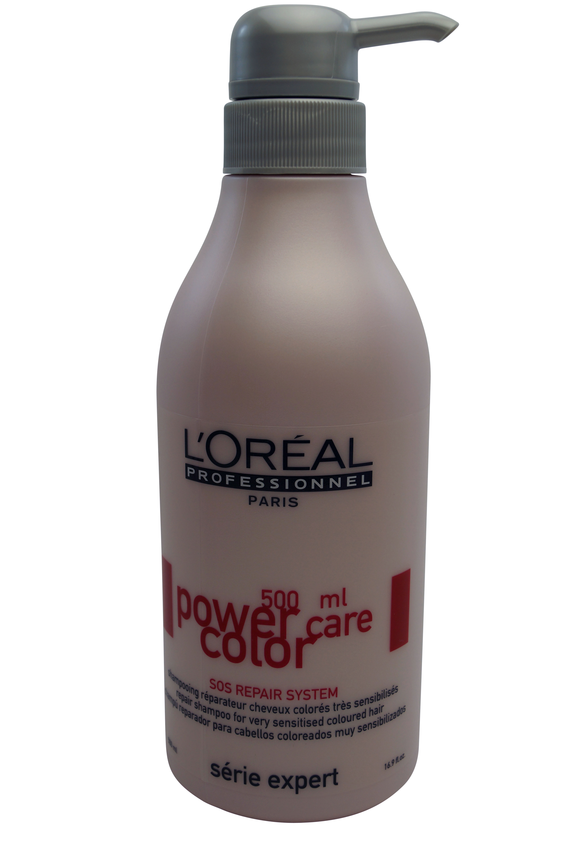 Loreal Professional Serie Expert Paris Power Color Care Shampoo