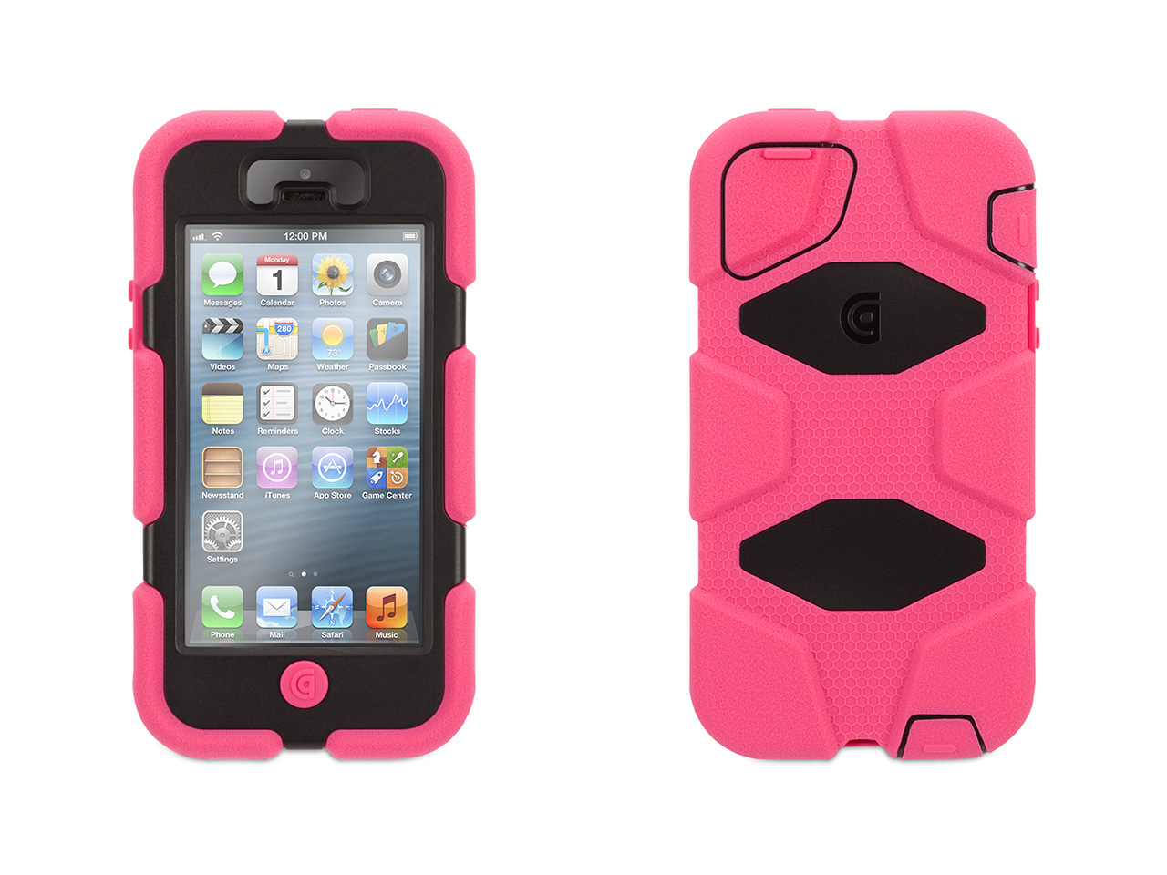 cases for iphone 5s griffin iphone 5 5s iphone se rugged survivor all 13756