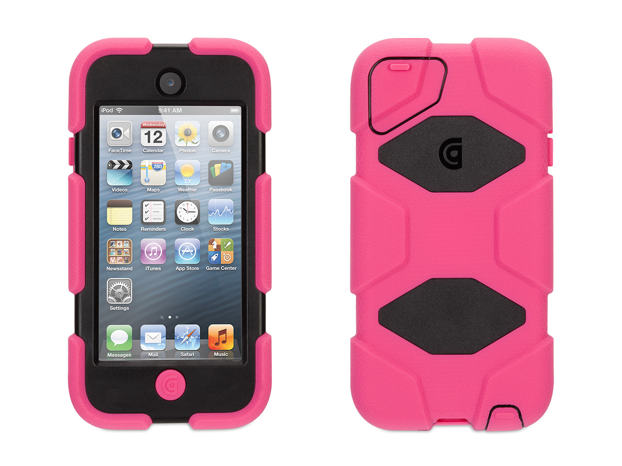 Griffin Ipod Touch 5th 6th Gen Rugged Case Survivor All