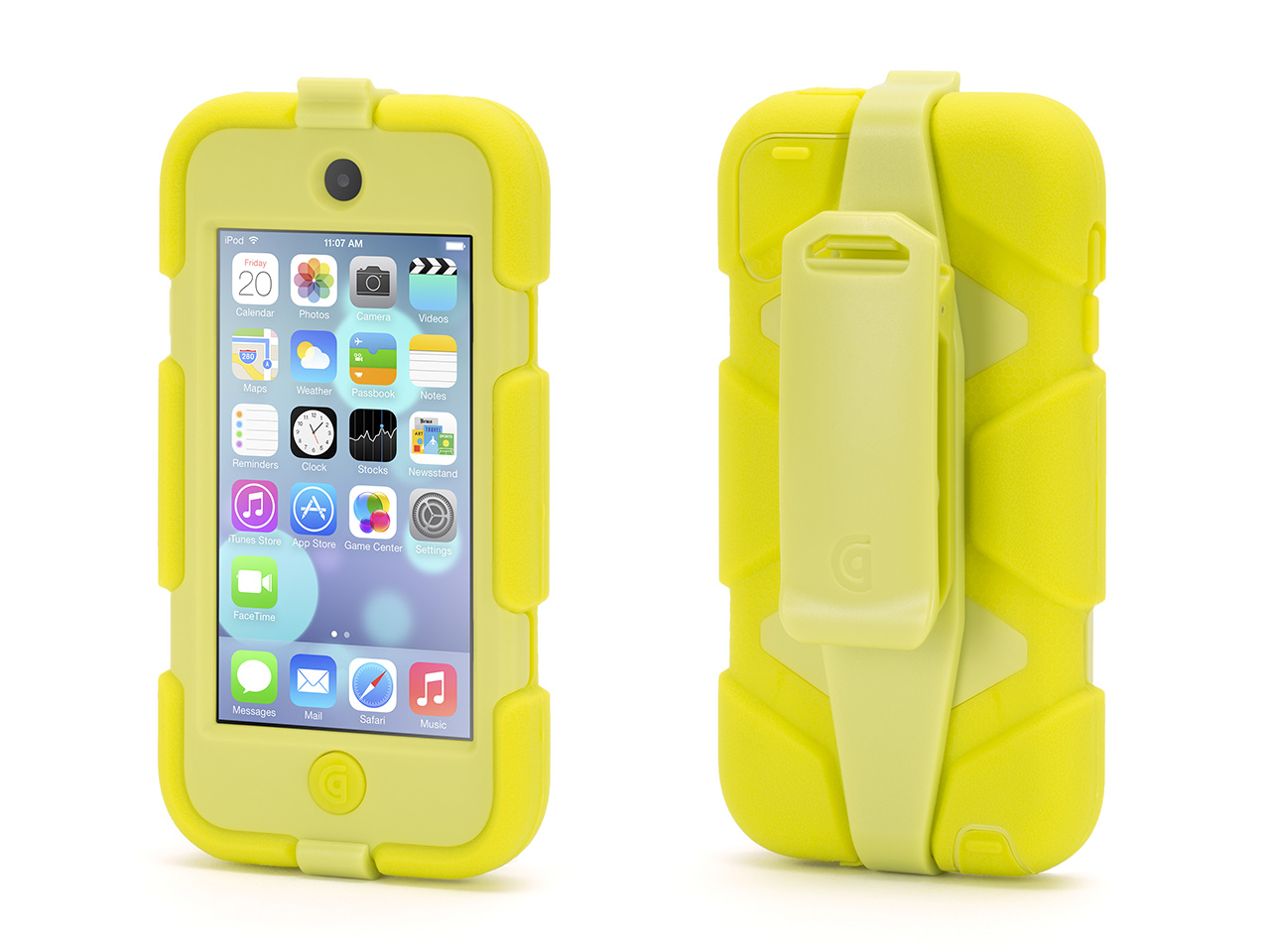griffin ipod touch 5th6th gen rugged case survivor all