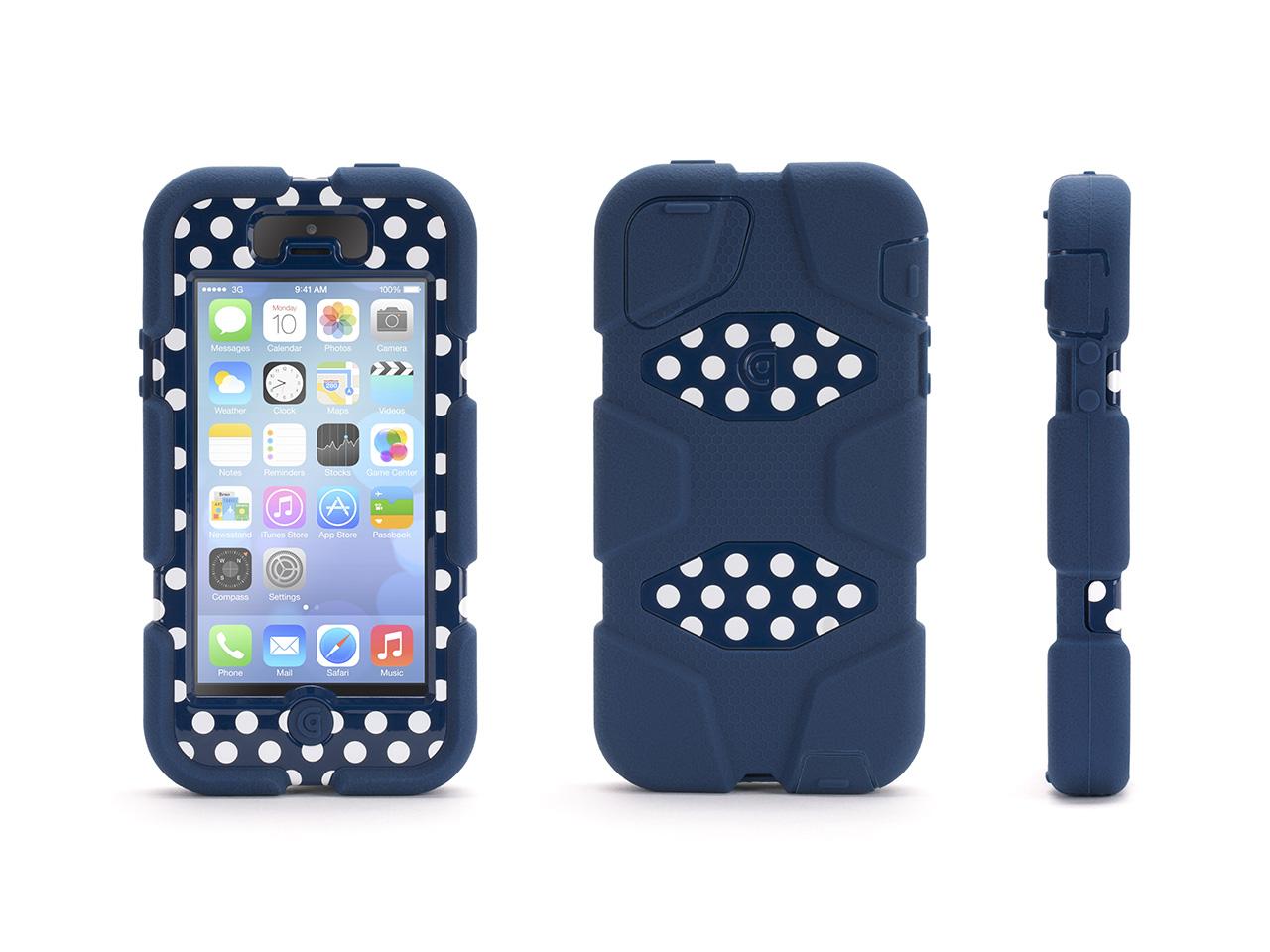 Griffin IPhone 5 5s SE Rugged Case Survivor