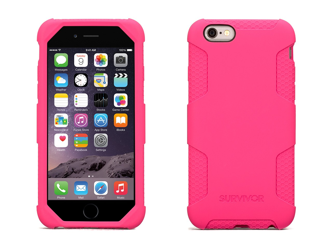 pink iphone 6 pink survivor skin protective for iphone 6 6s 12777