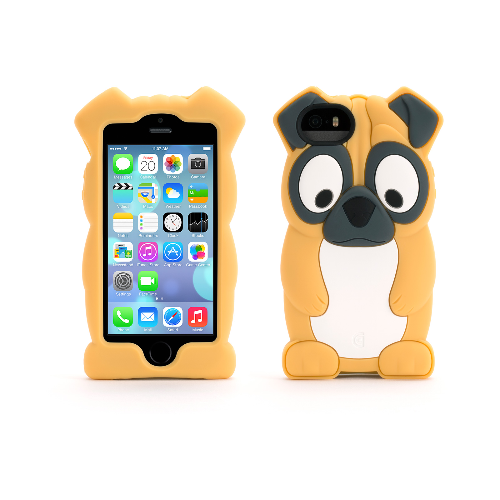kazoo protective animal case for iphone 5 5s iphone se ebay. Black Bedroom Furniture Sets. Home Design Ideas