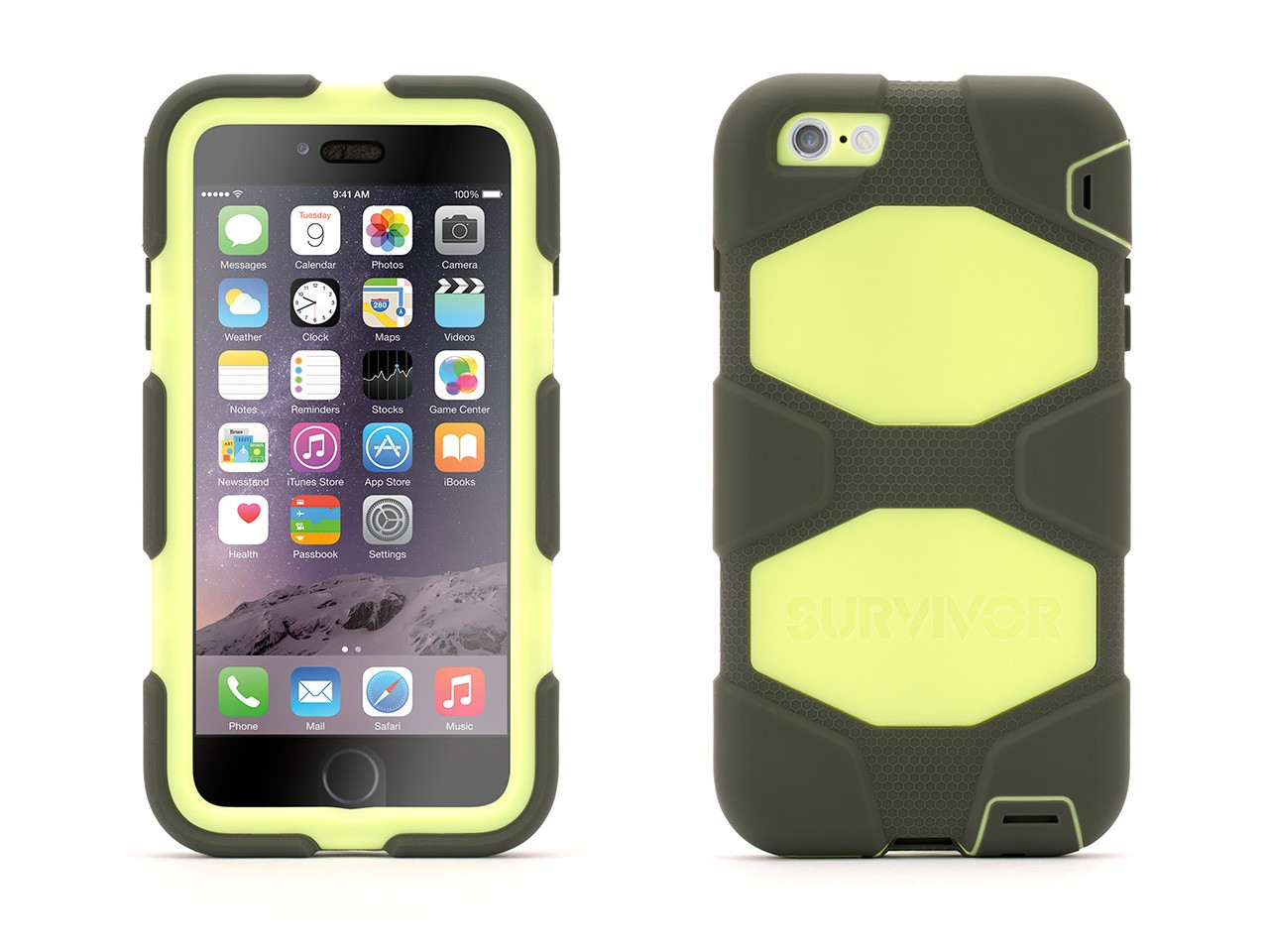 coque iphone 6 survivor griffin 723b902abafe