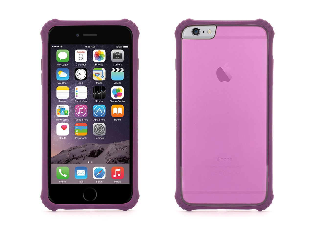 Iphone 6 Phone Cases: Griffin IPhone 6 Plus, IPhone 6s Plus Clear Protective