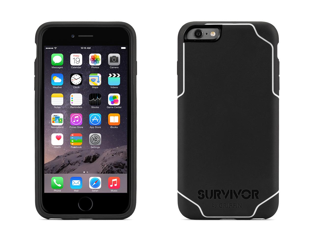 Iphone 6 Phone Cases: Griffin IPhone 6 Plus/6s Plus Protective Case Survivor