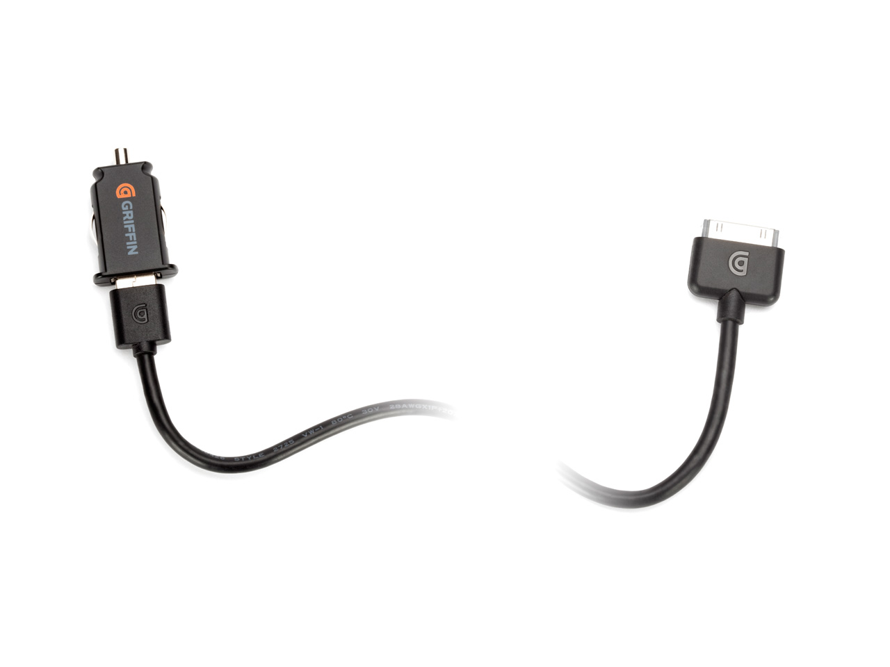 Griffin Car Charger: Griffin PowerJolt Micro USB Car Charger For IPad, IPhone