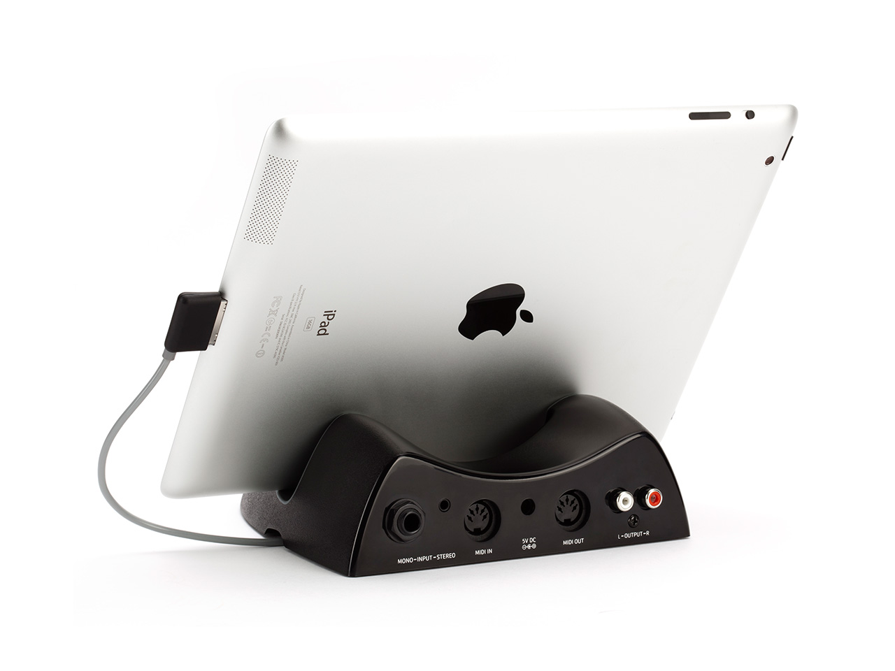 Studioconnect Audio And Midi Interface For Ipad 30 Pin Connector image