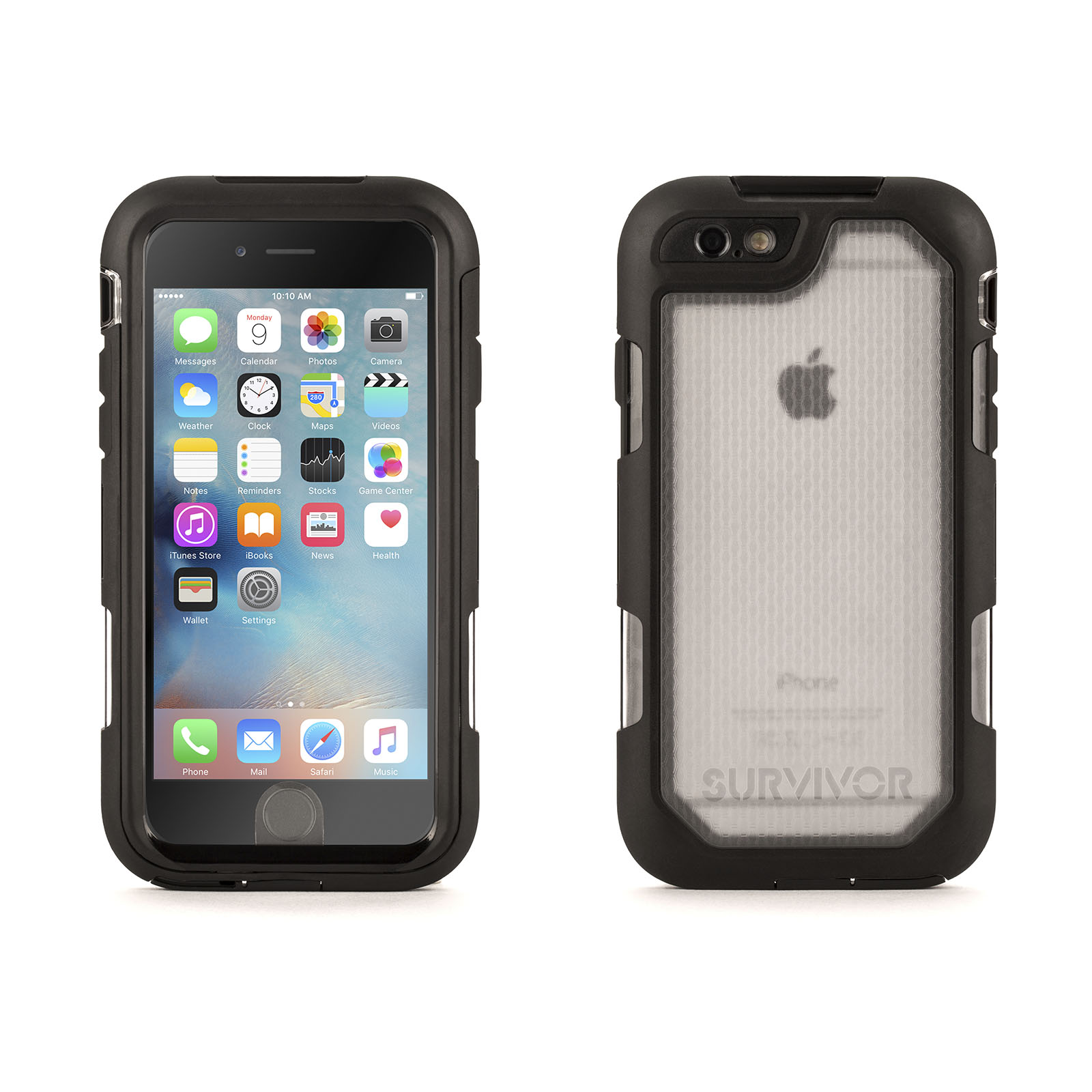Griffin Survivor Clear Case For Iphone
