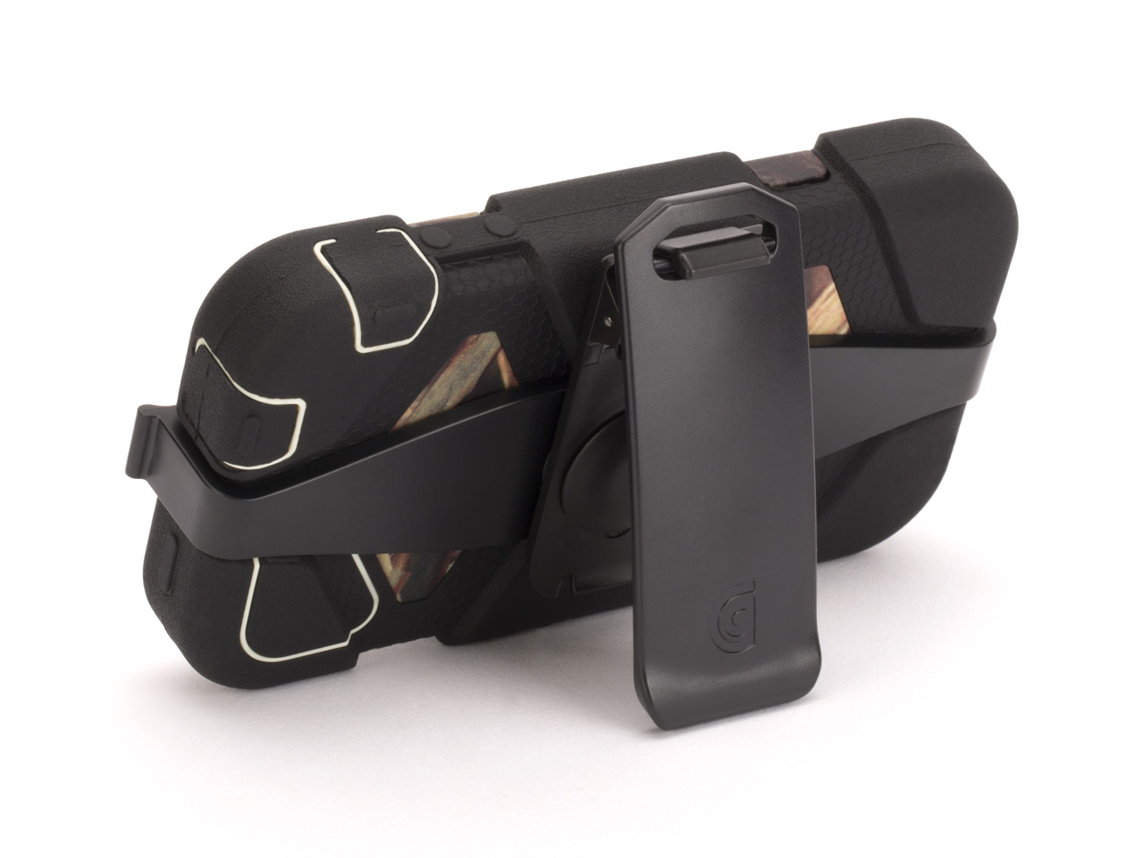cases for iphone 4s griffin survivor in mossy oak camo with belt clip for 13753