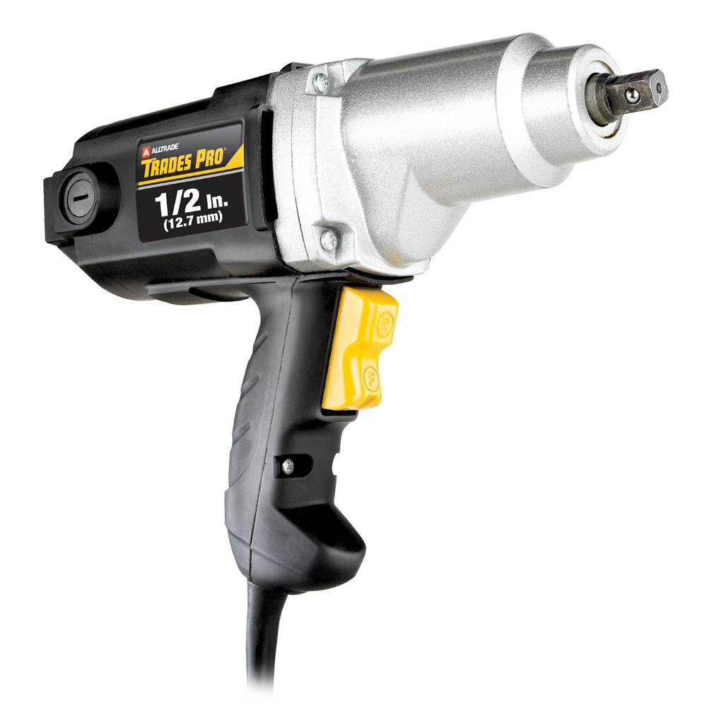 trades pro 1 2 electric impact wrench 836714 ebay. Black Bedroom Furniture Sets. Home Design Ideas
