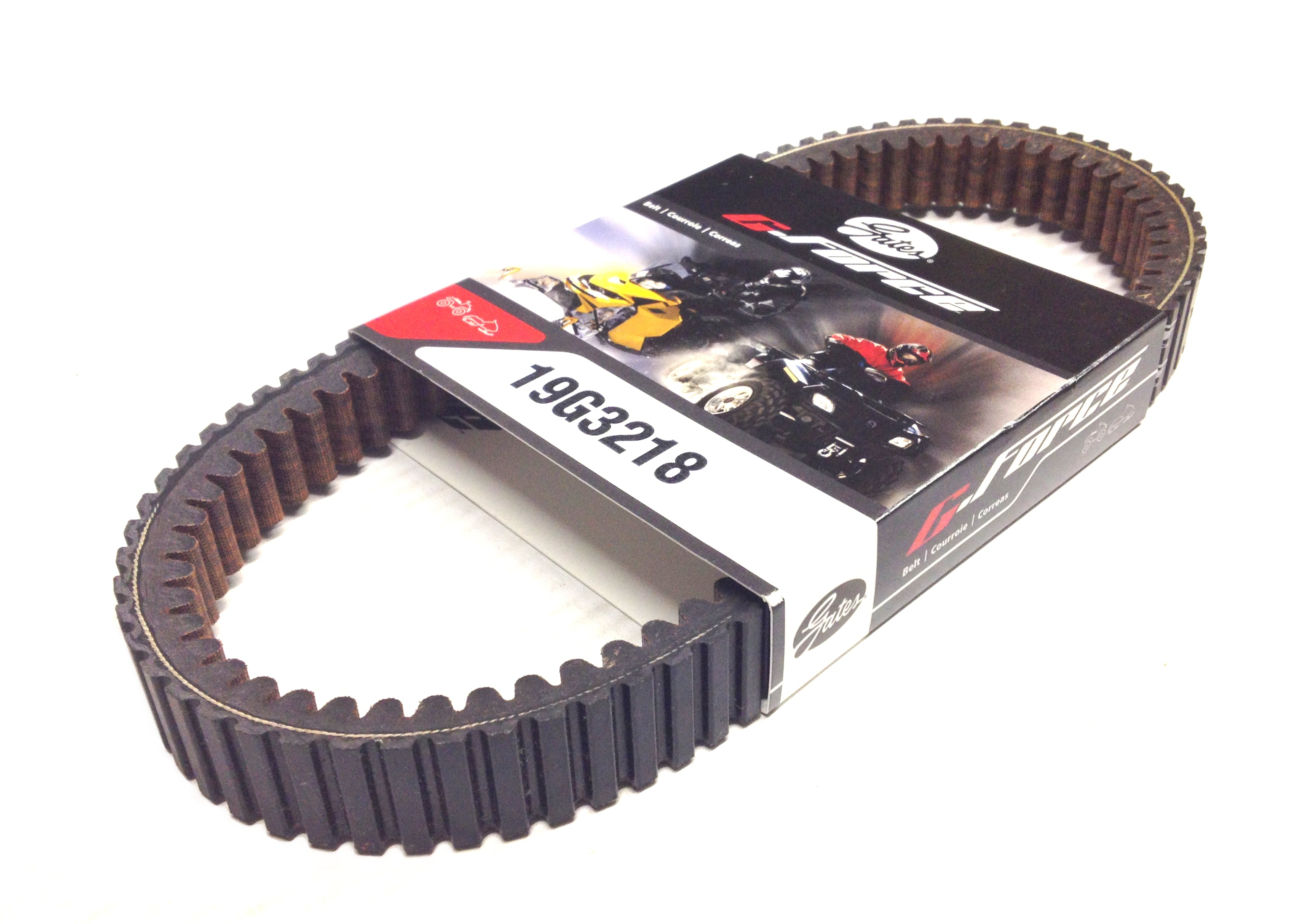 Dayco XTX Drive Belt for Kawasaki Brute Force Teryx 750 Replaces 59011-0019