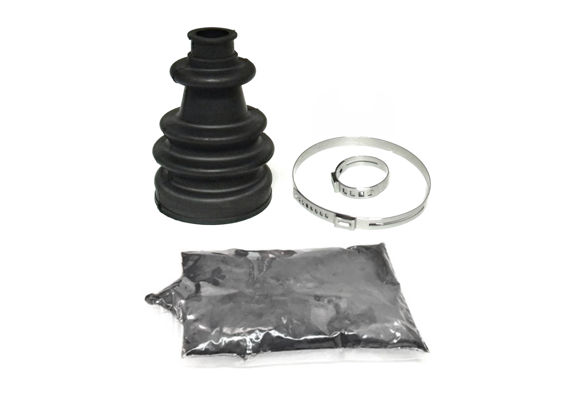 Pair of Heavy Duty Front Outer CV Boot Kits 1999-2000 Polaris Magnum 500 4x4