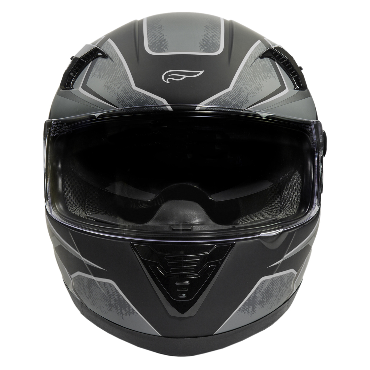 Fulmer-Adult-Full-Face-Motorcycle-Helmet-151-Pulse-DOT-Approved-Street-Bike thumbnail 4