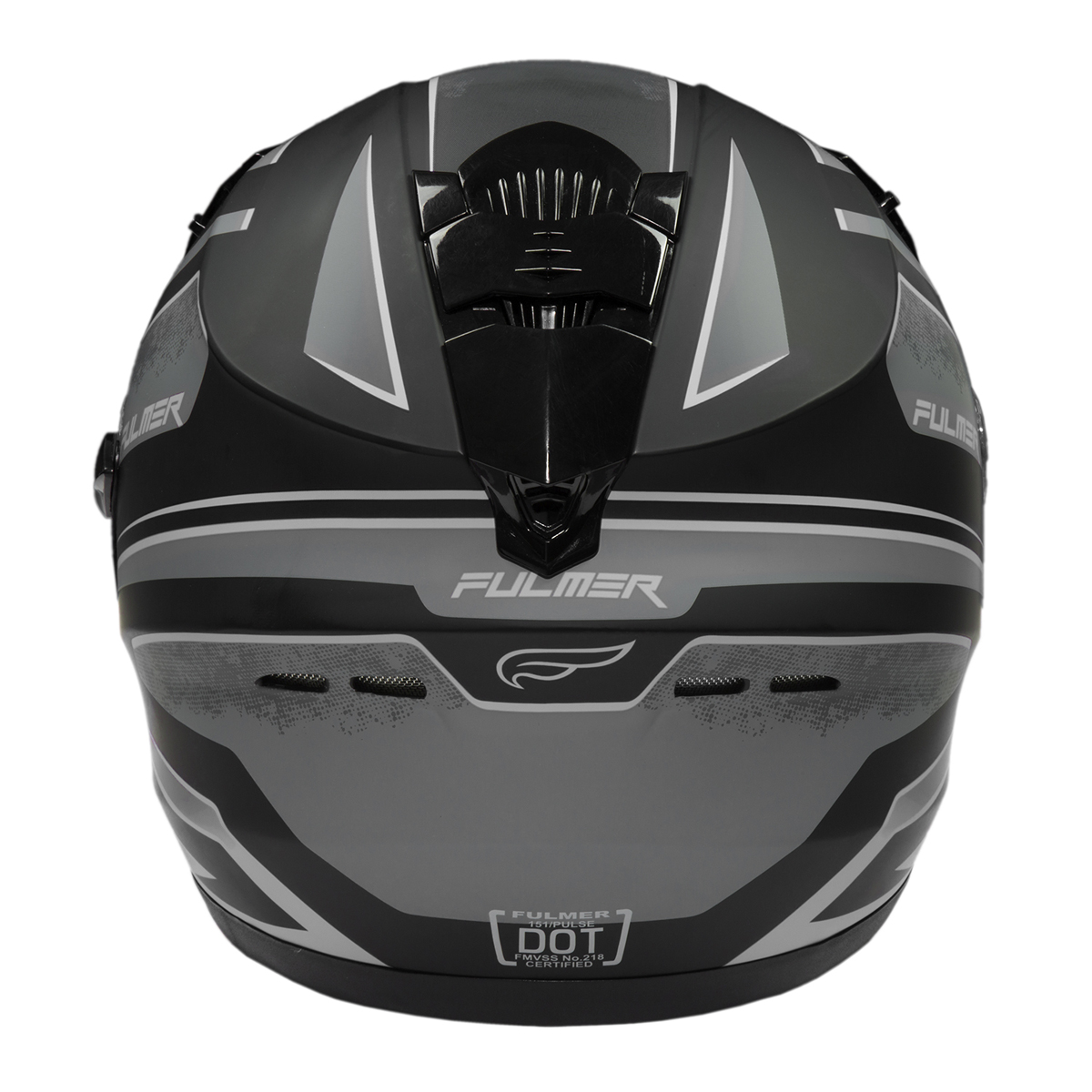 Fulmer-Adult-Full-Face-Motorcycle-Helmet-151-Pulse-DOT-Approved-Street-Bike thumbnail 5