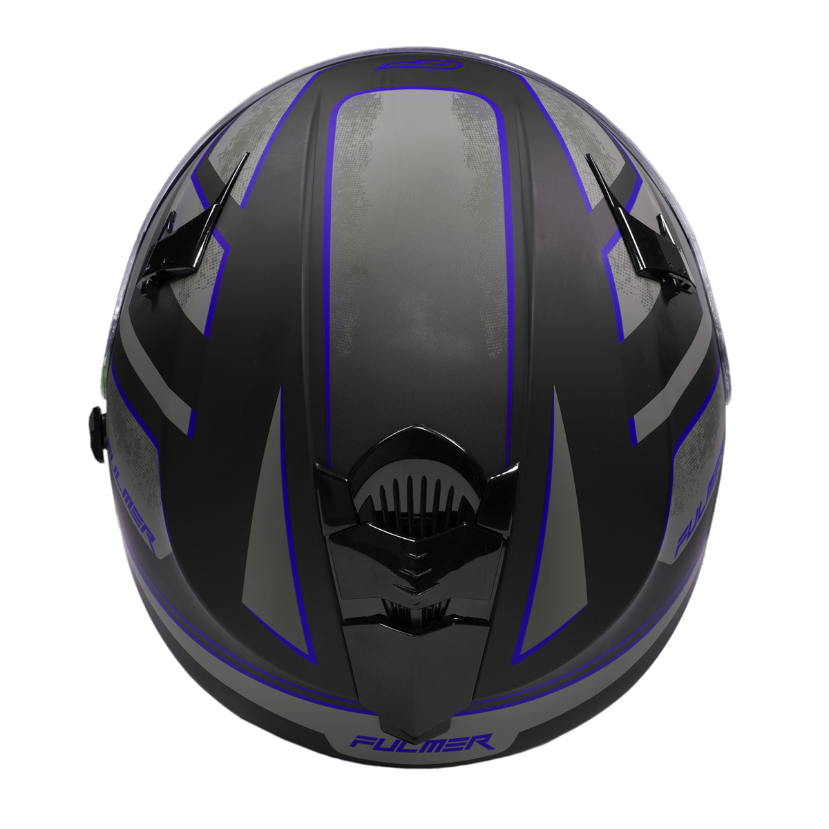 Fulmer-Adult-Full-Face-Motorcycle-Helmet-151-Pulse-DOT-Approved-Street-Bike thumbnail 10