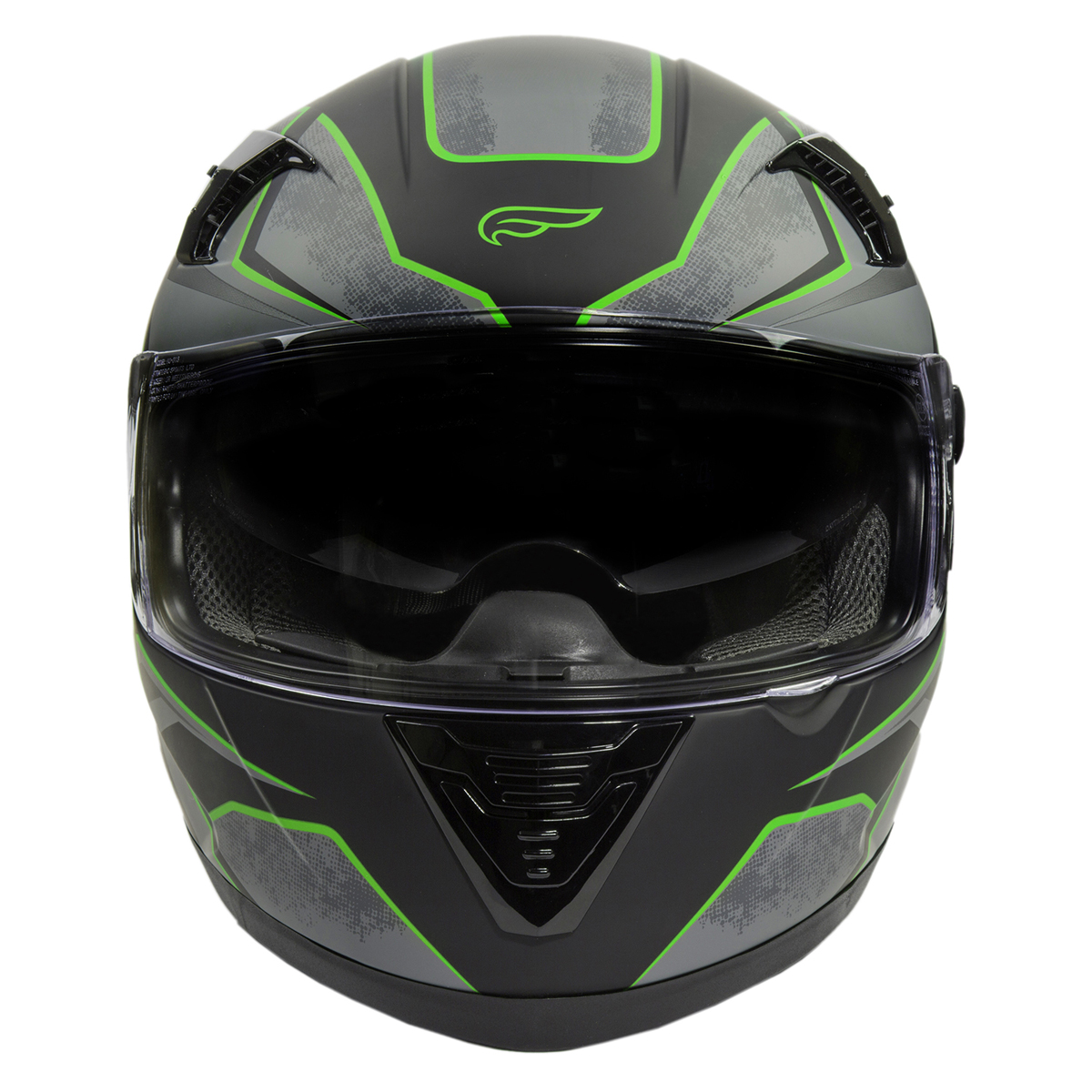 Fulmer-Adult-Full-Face-Motorcycle-Helmet-151-Pulse-DOT-Approved-Street-Bike thumbnail 13