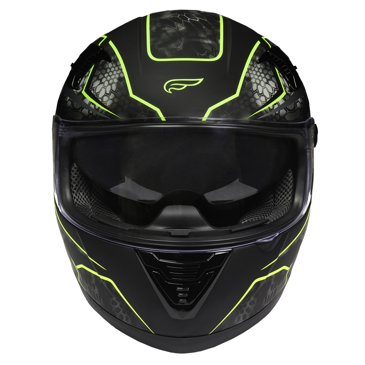 Fulmer-Adult-Full-Face-Motorcycle-Helmet-151-Pulse-DOT-Approved-Street-Bike thumbnail 18