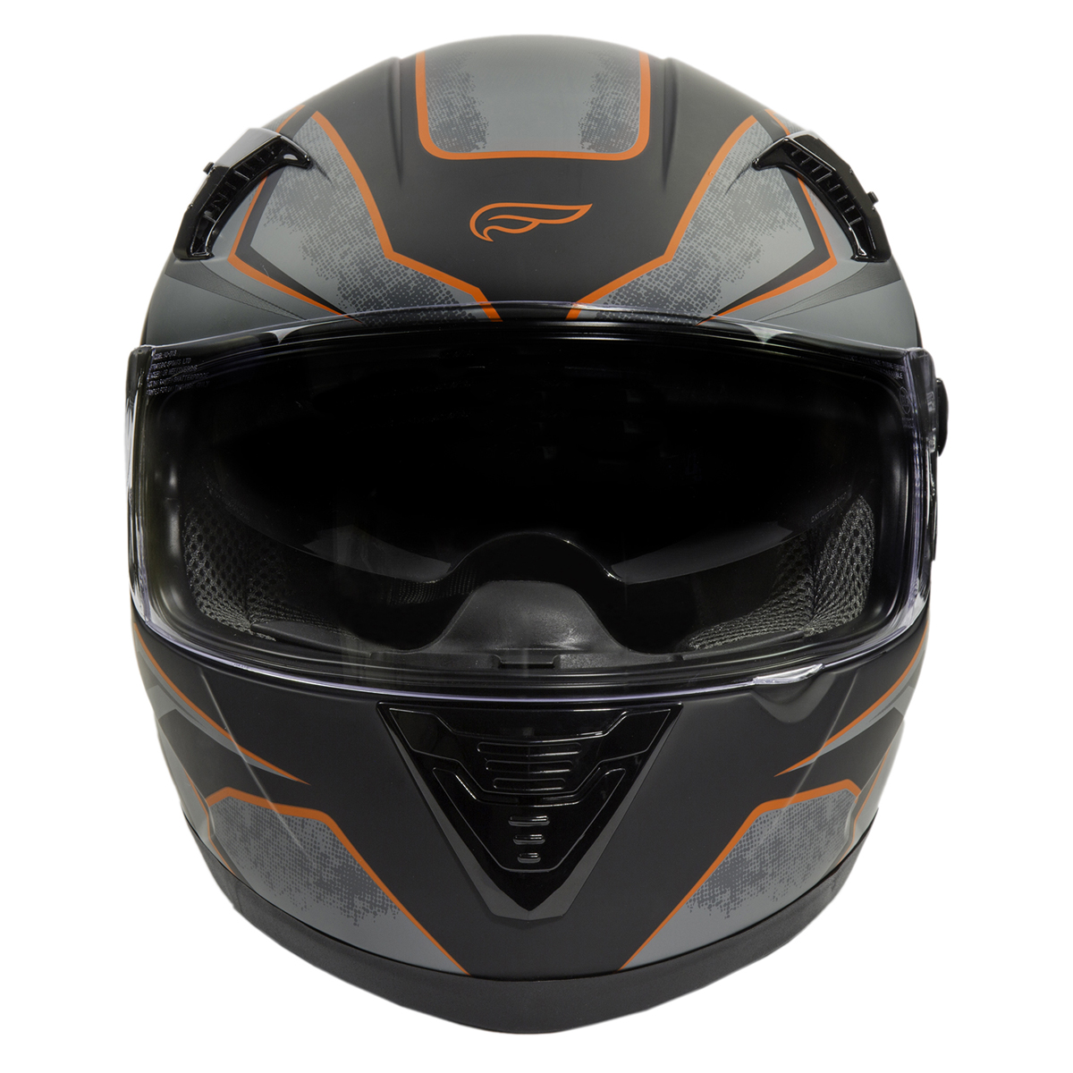Fulmer-Adult-Full-Face-Motorcycle-Helmet-151-Pulse-DOT-Approved-Street-Bike thumbnail 23