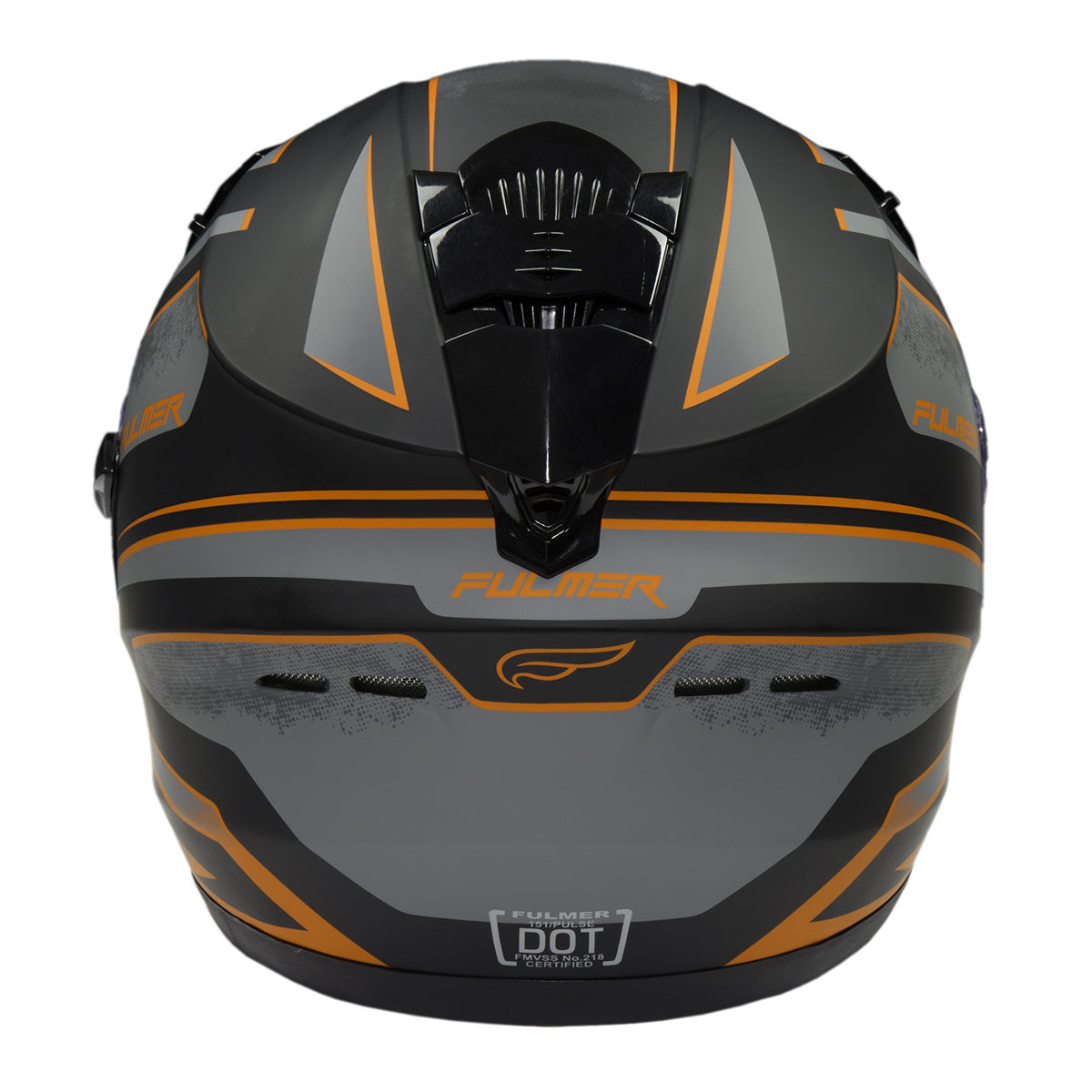 Fulmer-Adult-Full-Face-Motorcycle-Helmet-151-Pulse-DOT-Approved-Street-Bike thumbnail 24