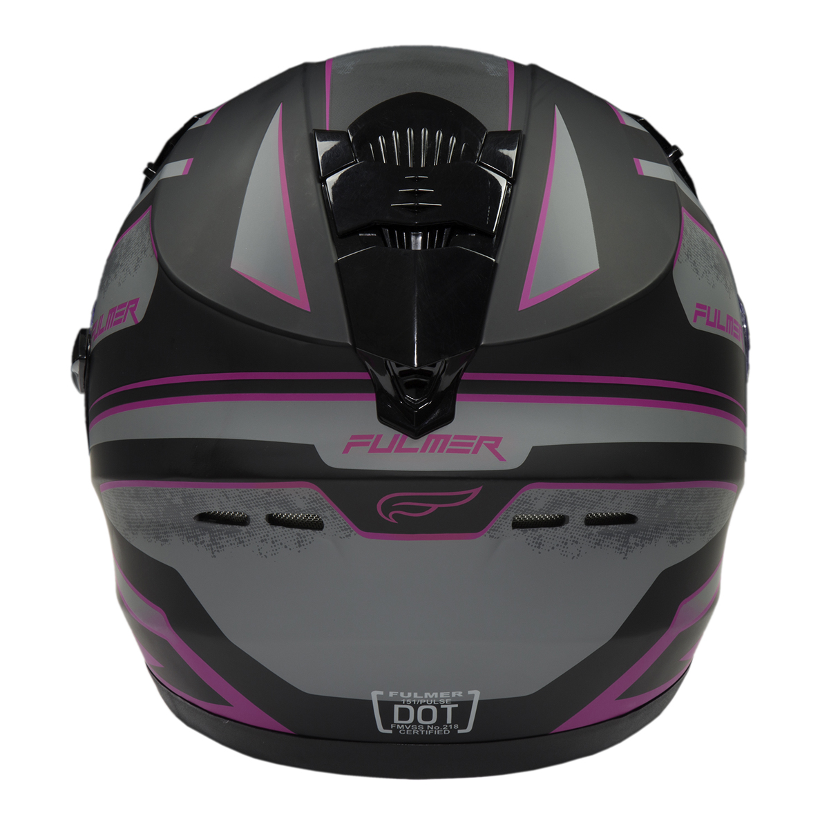 Fulmer-Adult-Full-Face-Motorcycle-Helmet-151-Pulse-DOT-Approved-Street-Bike thumbnail 27