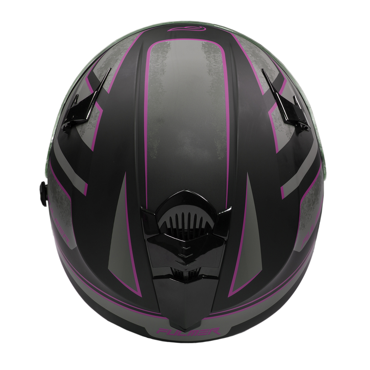 Fulmer-Adult-Full-Face-Motorcycle-Helmet-151-Pulse-DOT-Approved-Street-Bike thumbnail 28