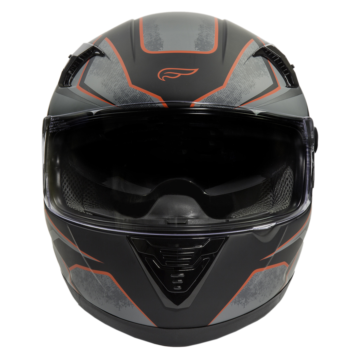 Fulmer-Adult-Full-Face-Motorcycle-Helmet-151-Pulse-DOT-Approved-Street-Bike thumbnail 30