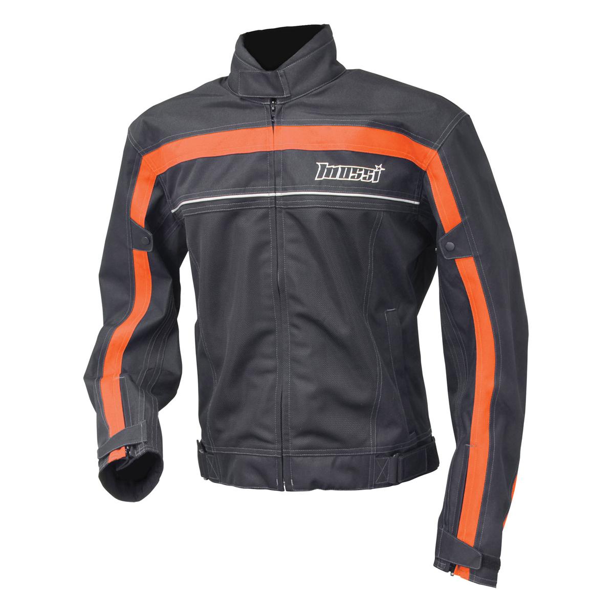 Men's Mossi Jaunt Jacket Motorcycle Riding Coat