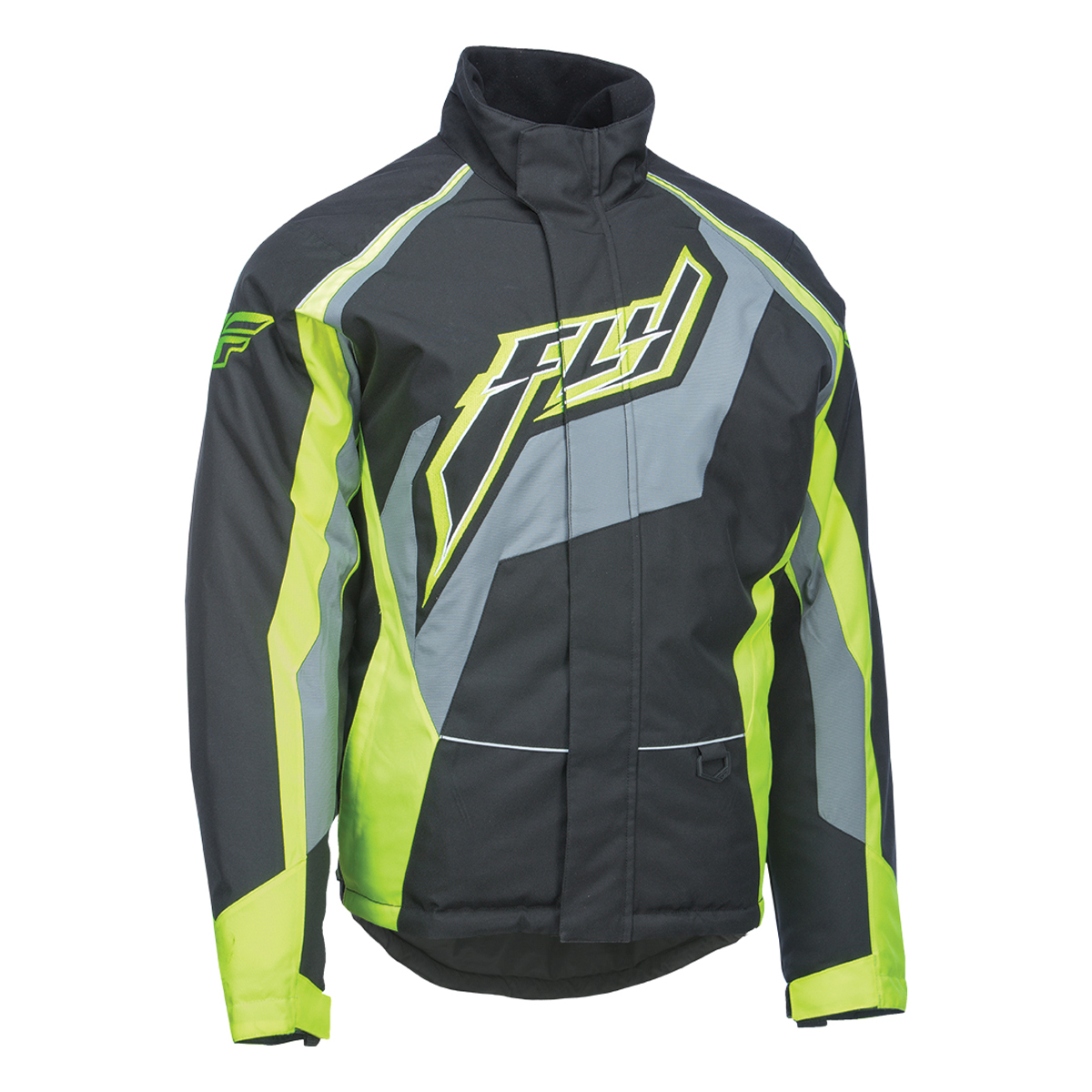 Men's FLY Racing Outpost Snowmobile Jacket Adult Snow Coat