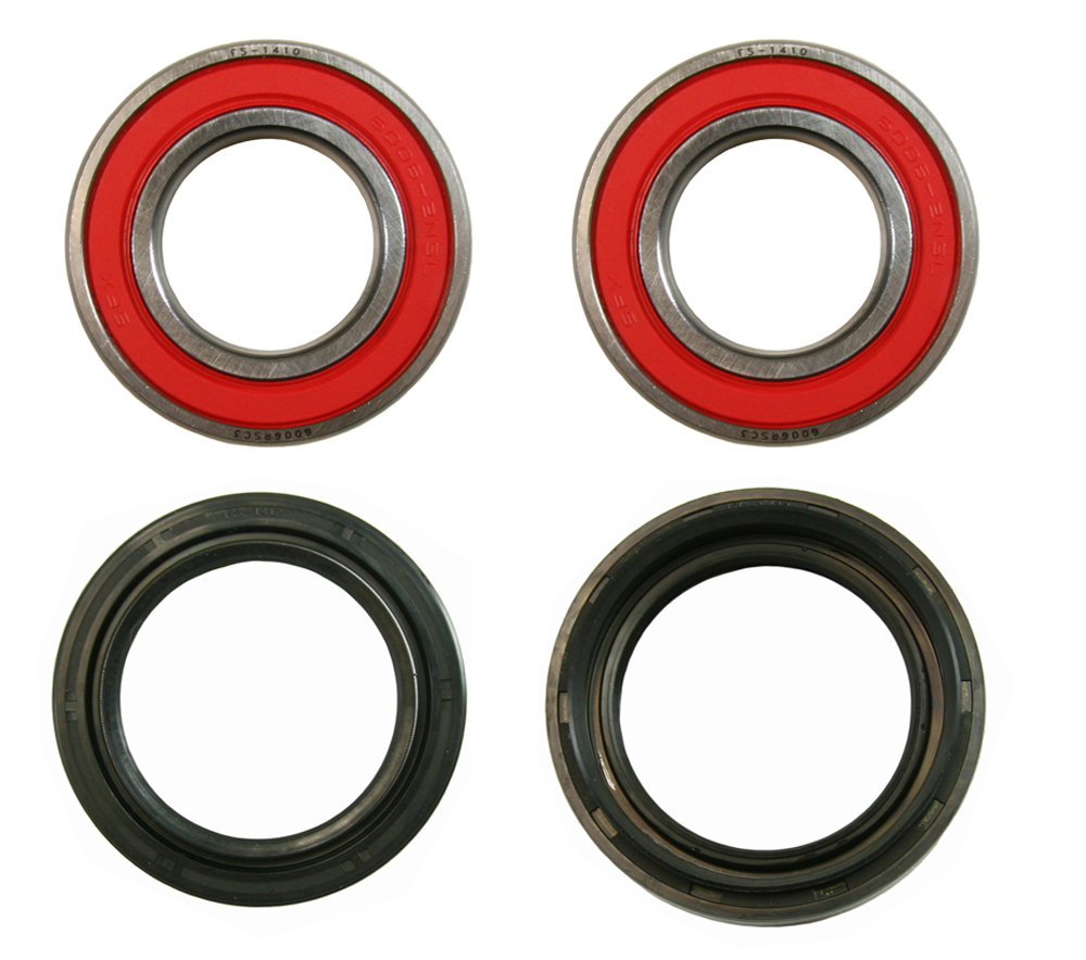 Front Wheel Bearing u0026 Seal Kit Suzuki Eiger 400 King Quad 400 Vinson SEE DESC.  sc 1 st  eBay & Front Wheel Bearing u0026 Seal Kit Suzuki Eiger 400 King Quad 400 ...