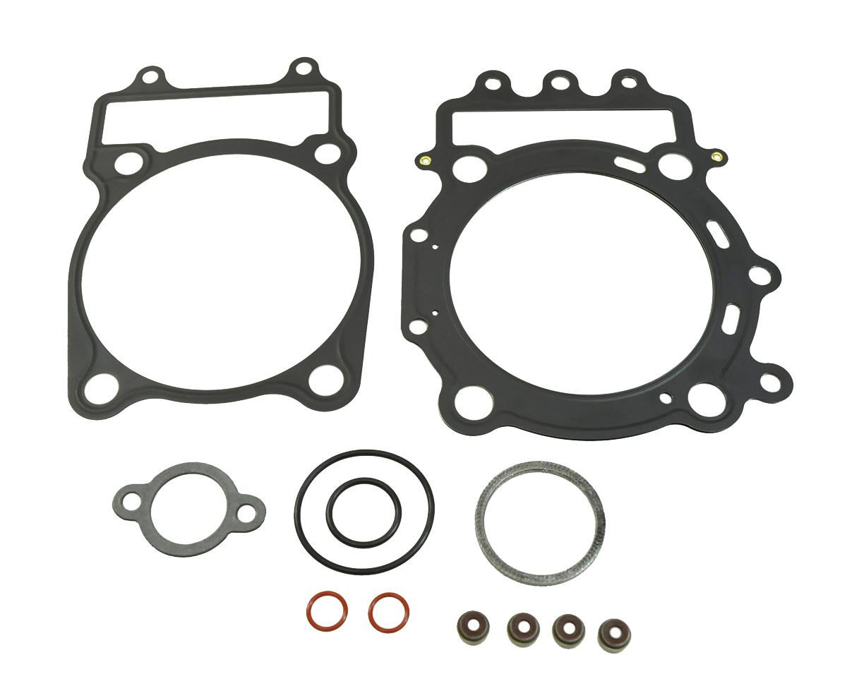 Pro Braking PBK8161-CLR-SIL Front//Rear Braided Brake Line Transparent Hose /& Stainless Banjos