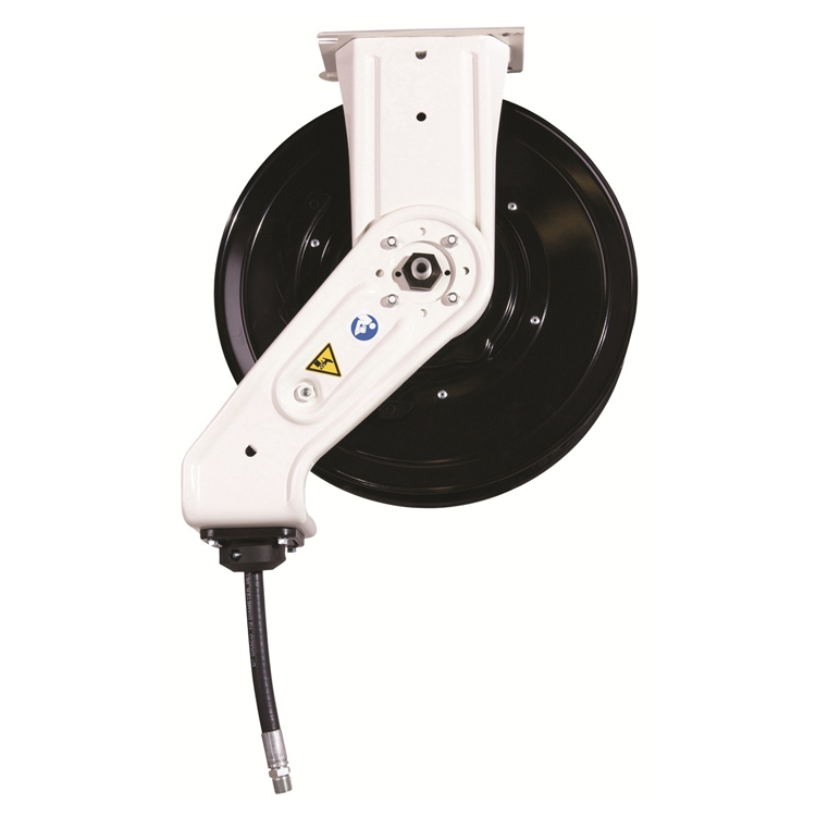Graco Hpl56a Sd20 Series 3 8 X 65 White Hose Reel 300 Psi Air Water 633955428645 Ebay