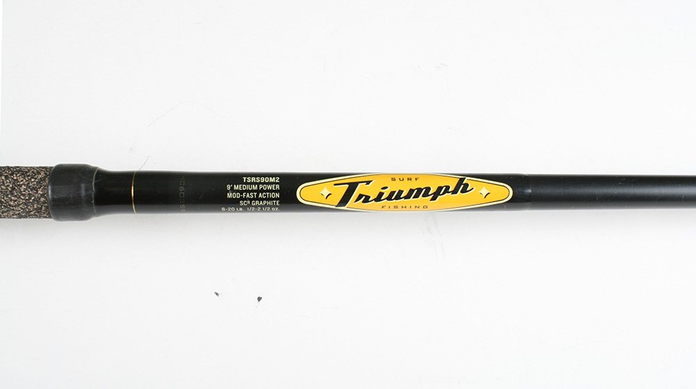 Used St Croix Tsrs90m2 Triumph Surf 2 Piece Spinning Rod