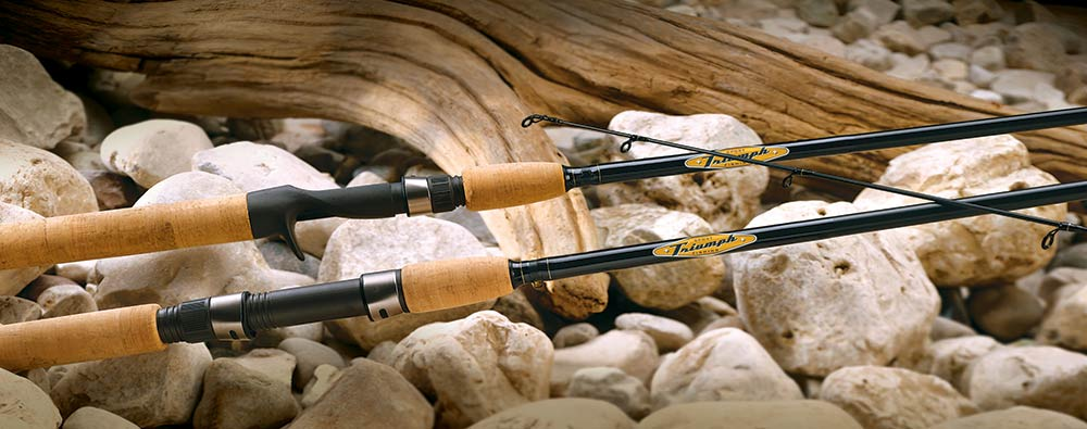 St. Croix TRS66MF2 Triumph 6'6  2-Piece Spinning  Rod  wholesale prices