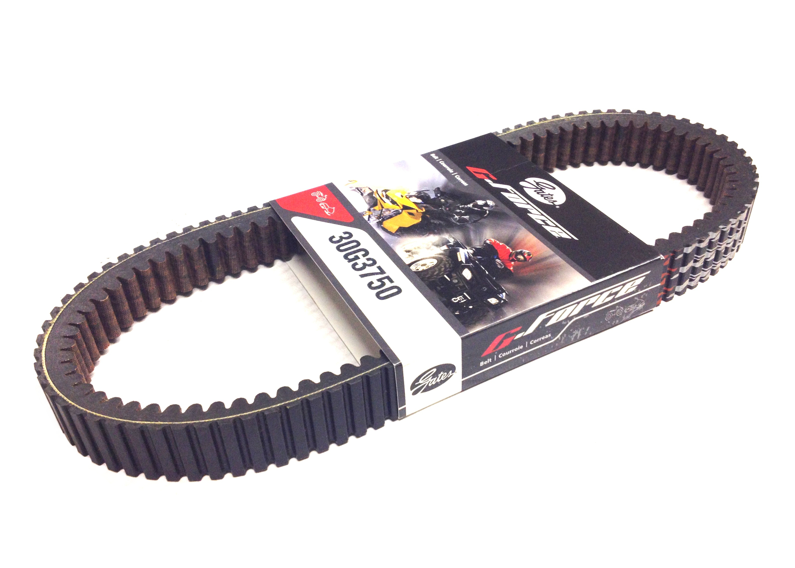 Gates Drive Belt Bombardier 715000302 Replacement for Can-Am 715900030
